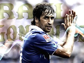Raul Gonzalez Schalke 04 Wallpaper 2011 3