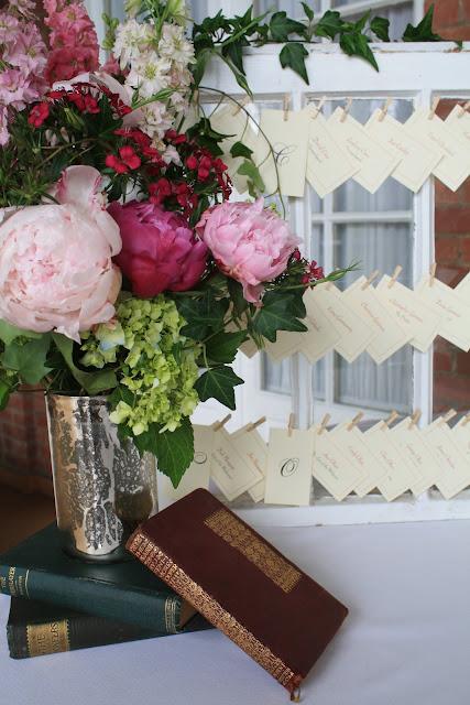 Unique Card Table ideas - Splendid Stems Floral Designs