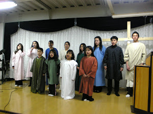 Igreja Missão Jesus da Galiléia( Pr. Ronaldo Hara- Kanagawa/2008)