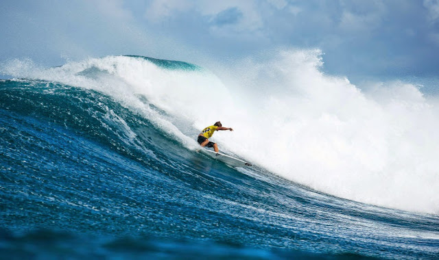 19 Vans World Cup of Sufing 2014 Perth Standlick Foto ASP
