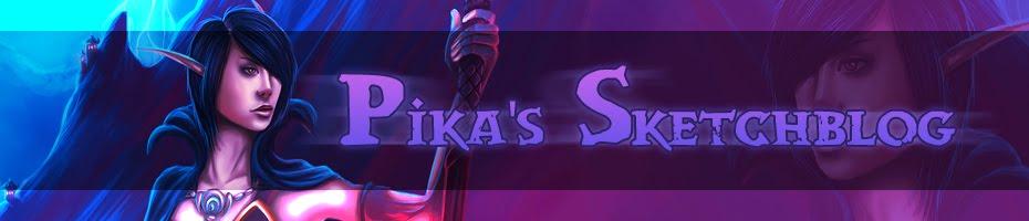Pika's Sketchblog