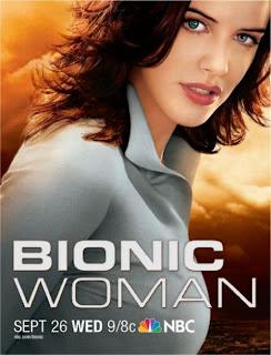 Cô Gái Rô Bốt - Bionic Woman