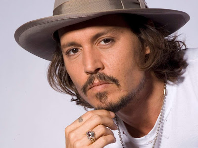 Johnny Depp In Memory