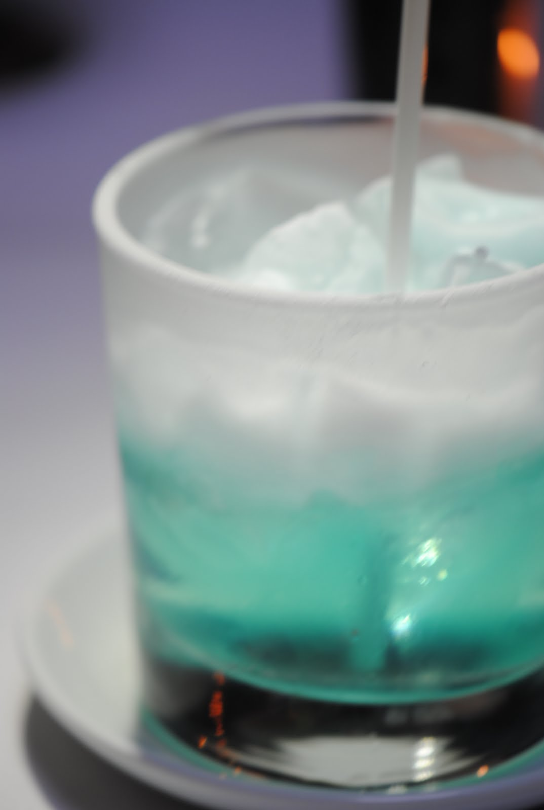 The sassy foodophile fibo cuisine mol culaire menu liquide - Cuisine moleculaire montreal ...