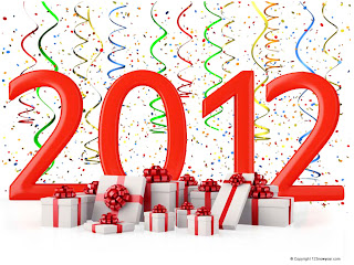 free download New Year 2012 Prize Wallpapers