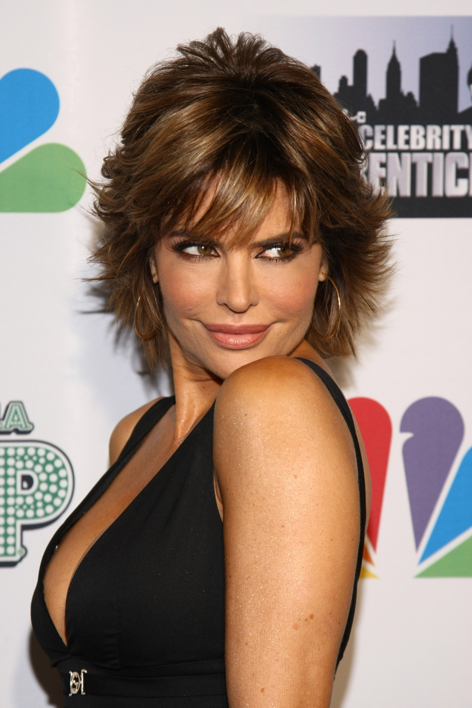 What Type Of Haircut Does Lisa Rinna Have