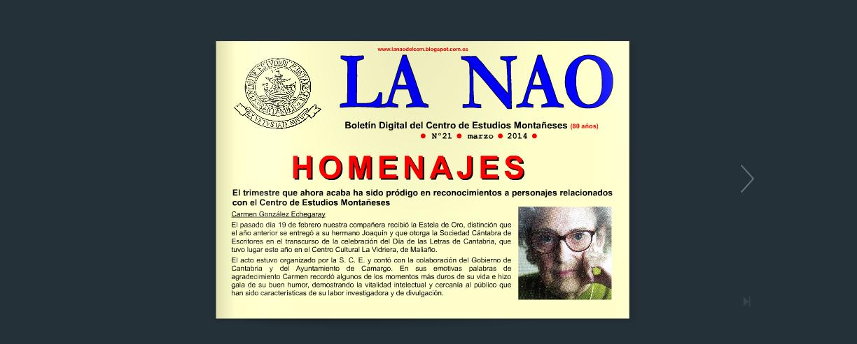 http://issuu.com/centrodeestudiosmontaneses/docs/la_nao_21?e=2299298/7329410