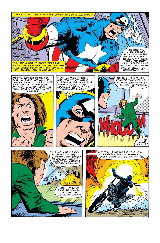 Captain America (1968) Issue #269 #185 - English 20