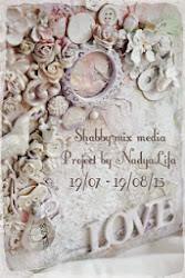 СП Shabby-Мix-media Alterbook