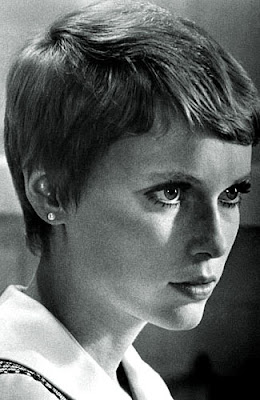 Model Rambut 2012 - Mia Farrow