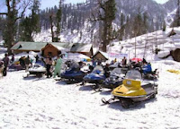 Manali Winter Holiday Destination