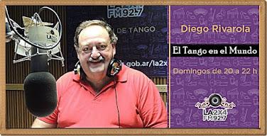 El Tango en el Mundo - FM La 2x4 (Buenos Aires)