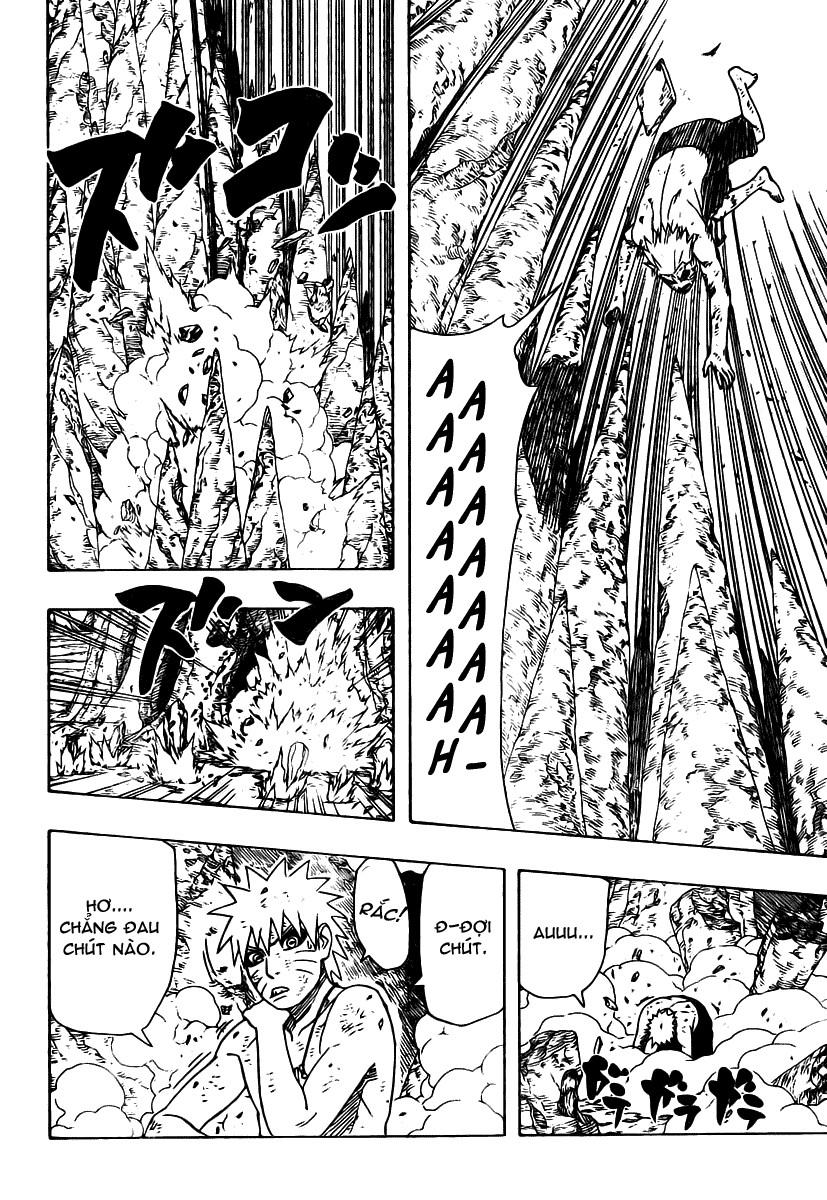 Naruto chap 418 Trang 6 - Mangak.info