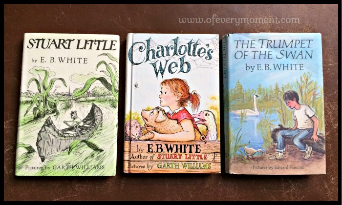 E.B. White, Children's books, reading