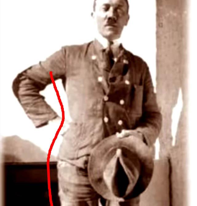 ¿Adolf Hitler fue una mujer? (1/2)