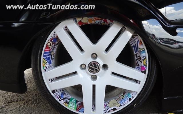 Armario De Quarto Casal ~ Saveiro G2 rebaixada preta e com rodas pintadas em branco ~ Carros Online