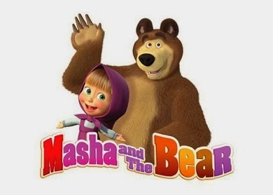 Video Masha and The Bear 2015 Full Episode Subtitle Bahasa Indonesia