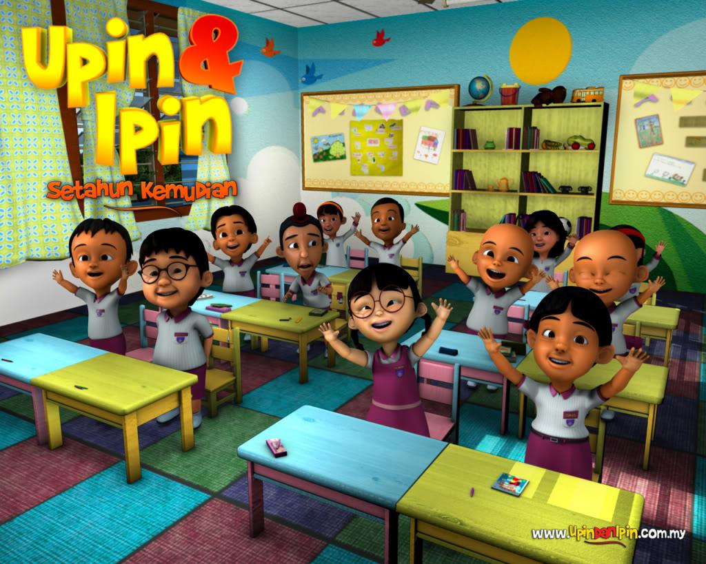 Download Mp3 Terbaru Artimasms | Upin Ipin & Kawan Kawan - Boria