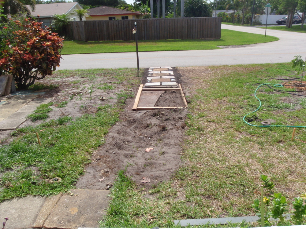 Concrete Pathways Design Ideas