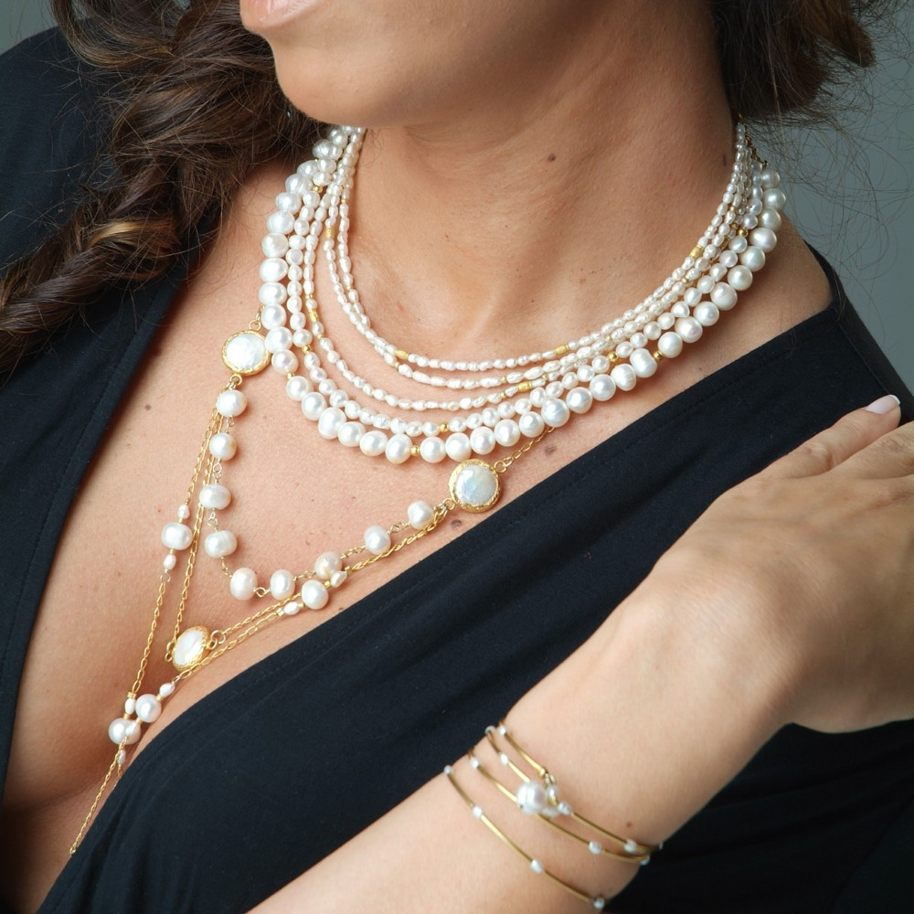 World Style: The Beauty of Pearl Jewelry Design