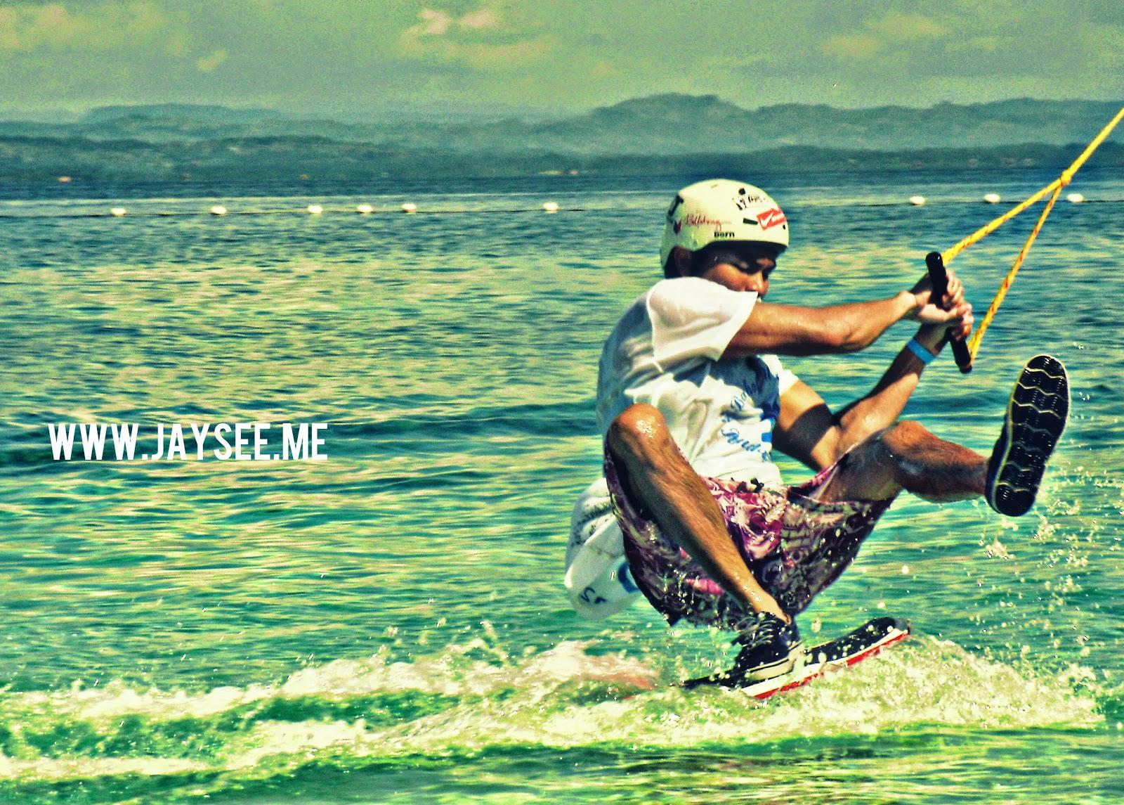 bohol wakefest philippines wakeboarding event