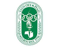 Logotipo Melbourne 1956