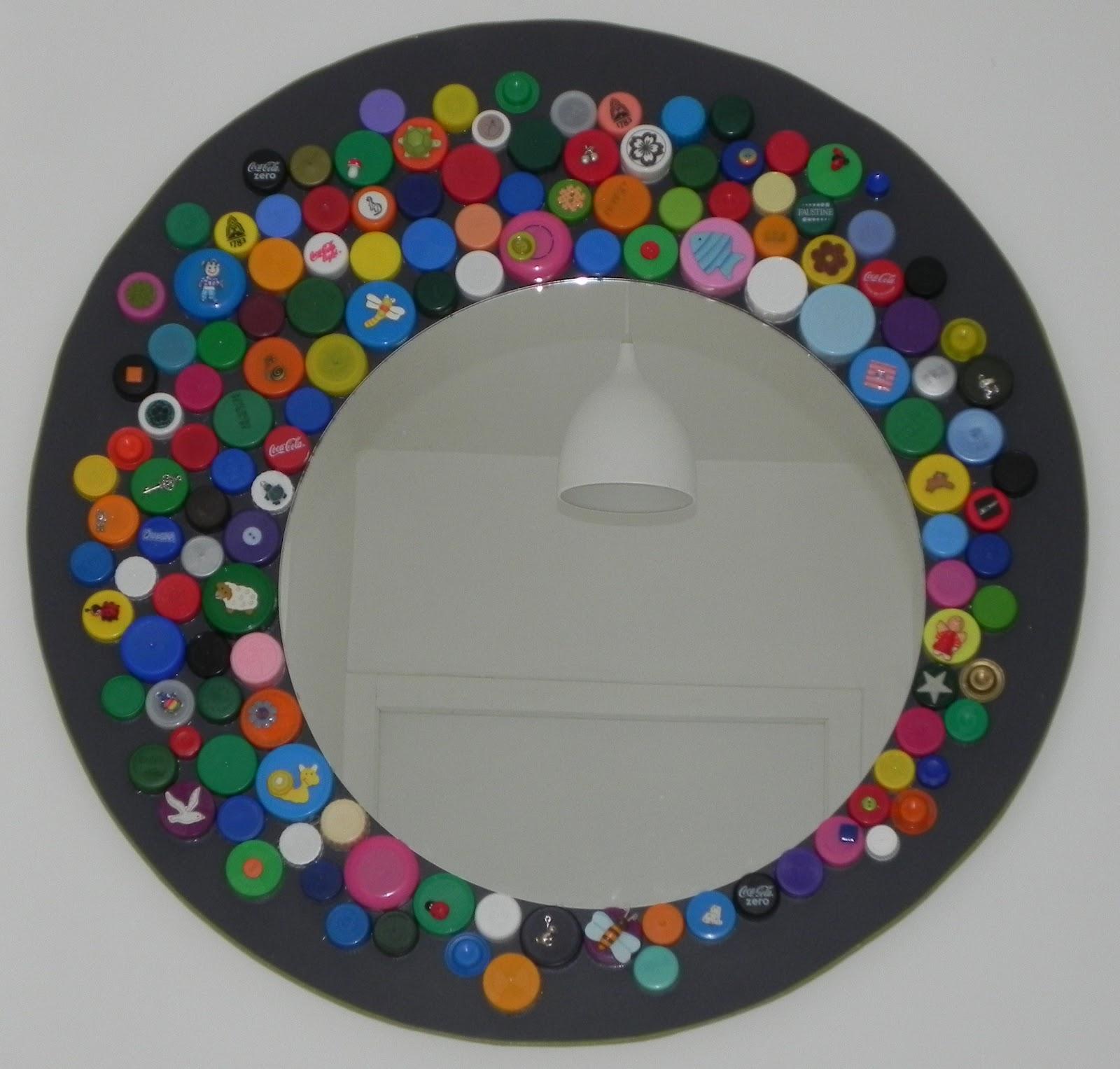Barbouillots bidouillis miroir magique miroir r cup 39 for Miroir magique