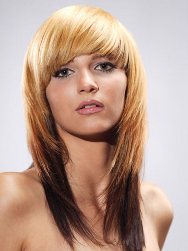 Bob Haircuts Layered Haircuts For Medium Length Hair