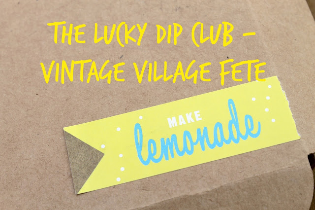 Lucky Dip Club May Box