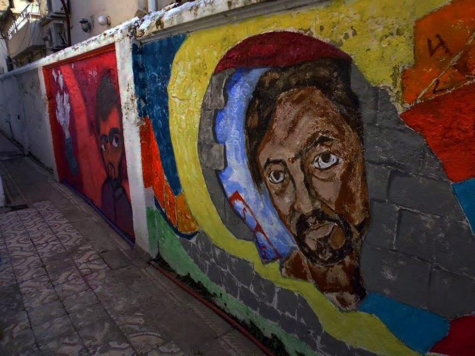 Mural Cortázar