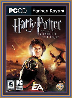 Harry Potter And The Goblet Of Fire Pc Game  Full Version (cover Photo)