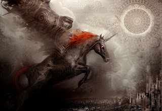Fantasy Horse wallpaper