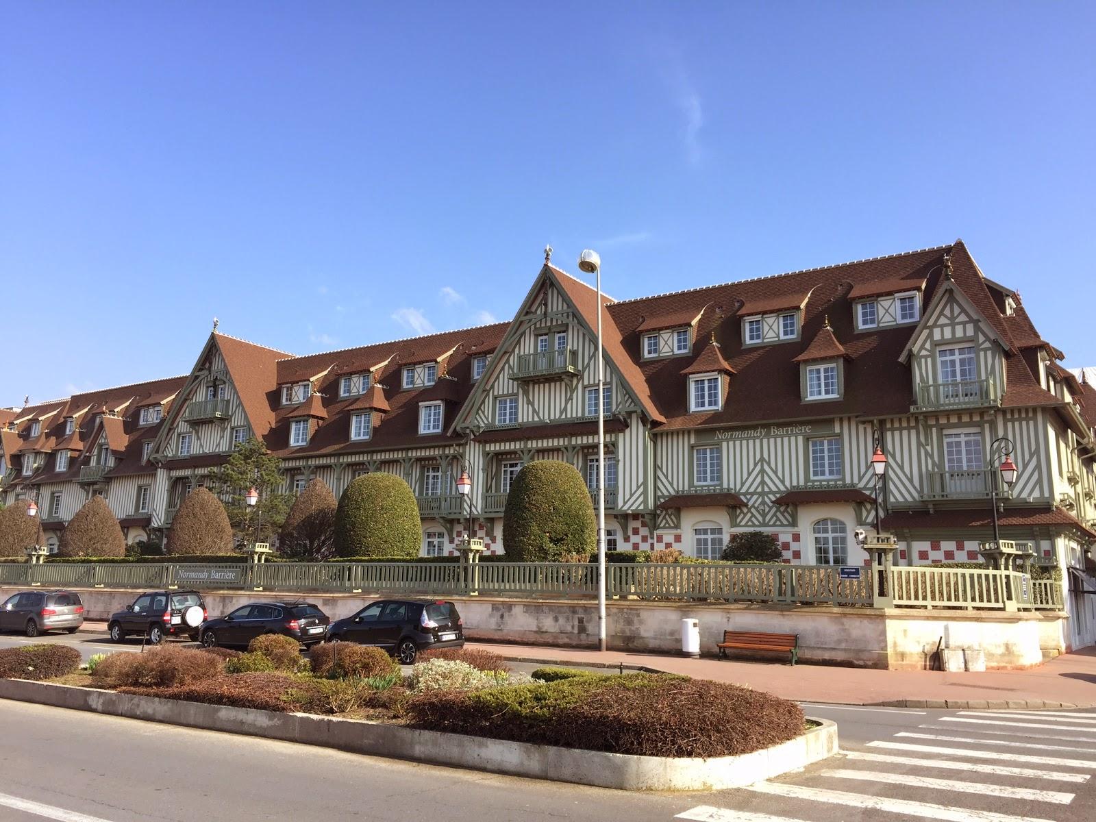 Hotels Deauville Centre Ville