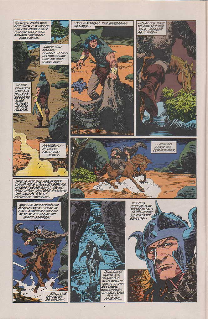 Conan the Barbarian (1970) Issue #263 #275 - English 3