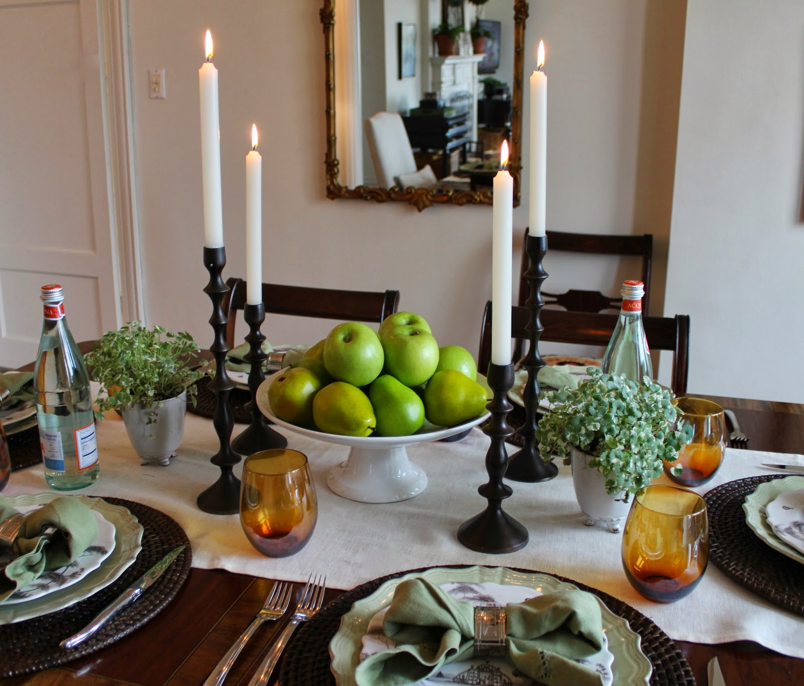 Fresh Ways to Set a Casual Table & Fresh Ways to Set a Casual Table - Classic Casual Home