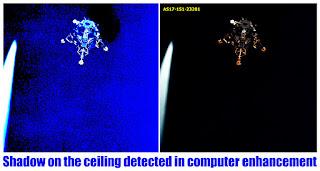 ceilingshadowlm Jack Whites Apollo Hoax Evidence