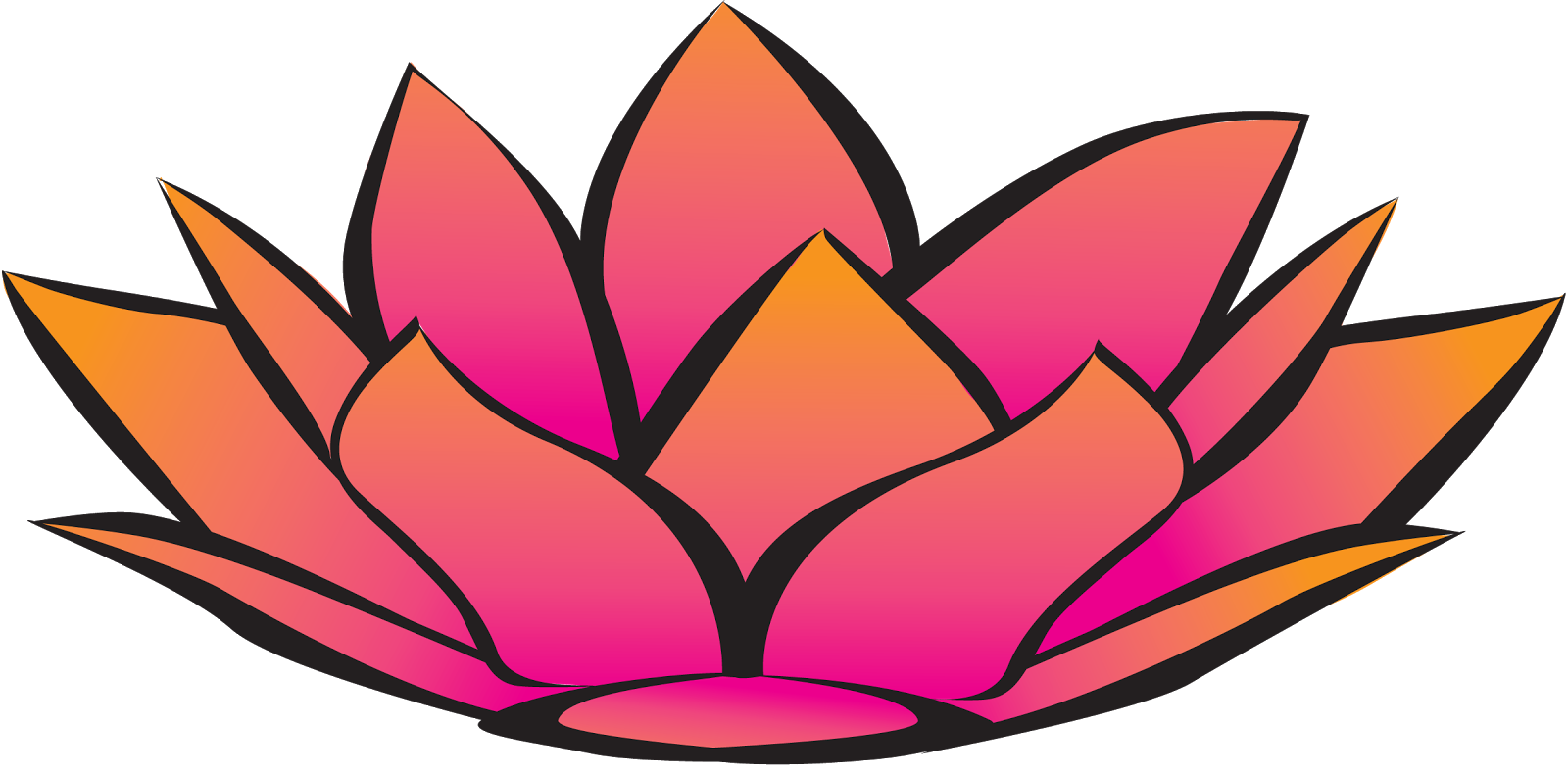 Flopsock Designs Lotus Flower