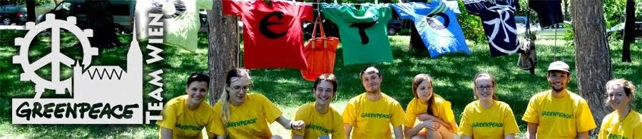 Greenpeace Freiwilligen-Team Wien