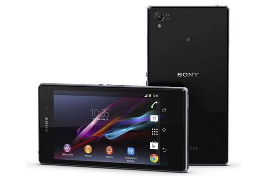 Harga HP Sony Xperia Z1, Spesifikasi Android Jelly Bean LTE Cat4, RAM 2 GB