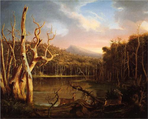 Philip Koch Paintings: The Birthplace of American Landscape ...