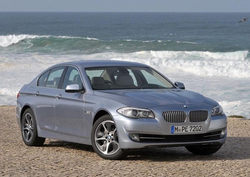 Sport Car Garage: BMW 5 Active Hybrid (2013)