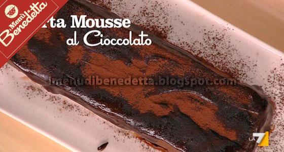 Torta-Mousse al Cioccolato di Benedetta Parodi