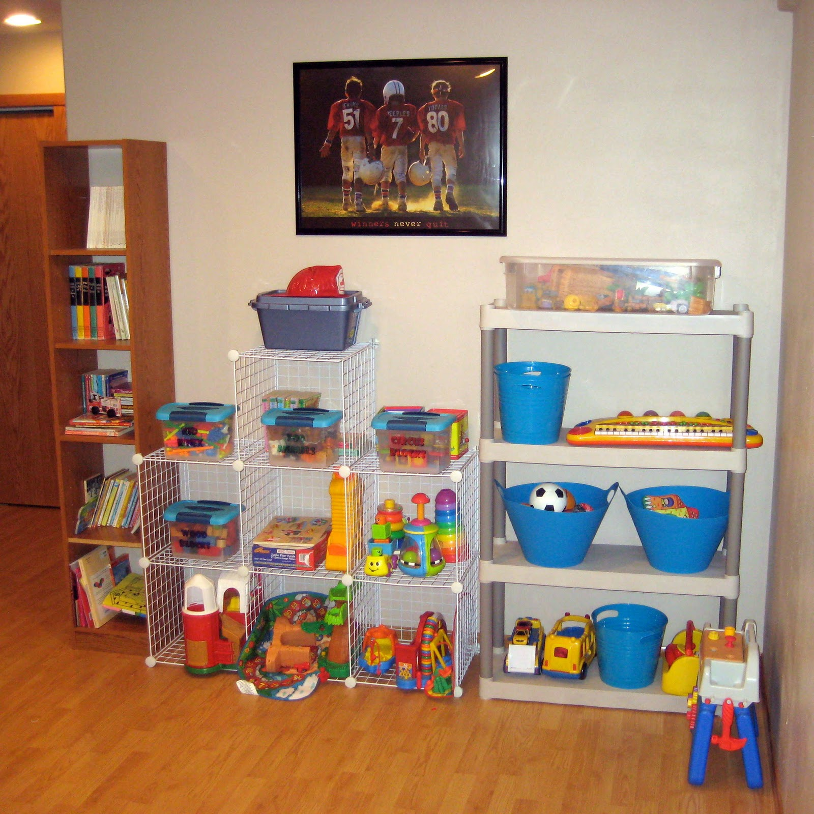 cobo toy room organization