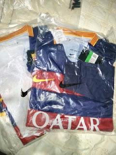 gambar pesanan jersey di enkosa sport Gambar photo jersey pesanan Rezky di enkosa sport