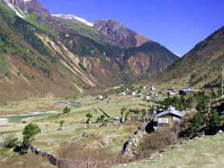 Thangu Valley Sikkim