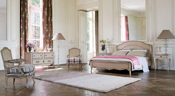 Decoracion de Dormitorio o Habitación Clasica - Decoracion de ...