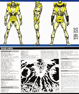Ficha Marvel Comics Siseneg