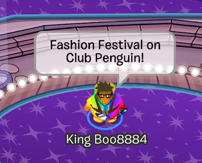 The 2015 Fashion Festival Has