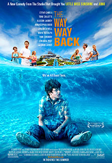 The Way Way Back Movie Poster 2013