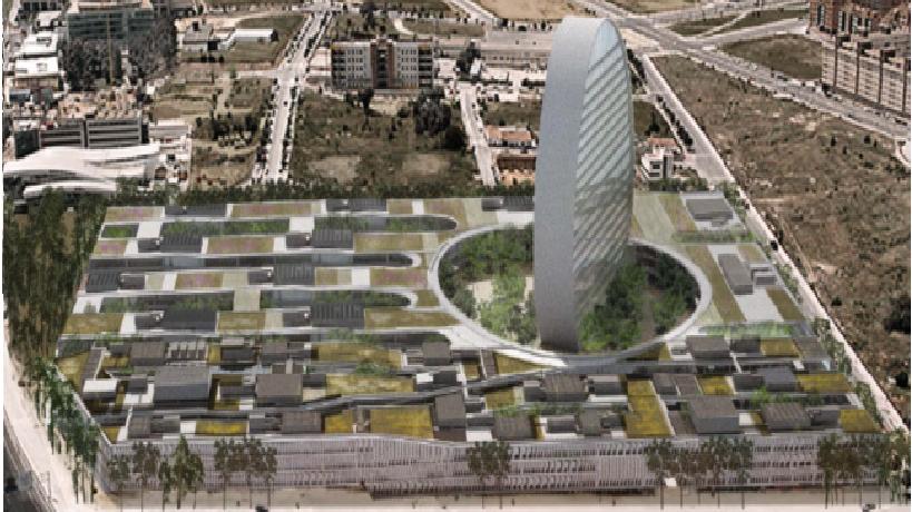 Diseño de la Ciudad BBVA